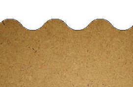 Cardboard Quilting Pattern