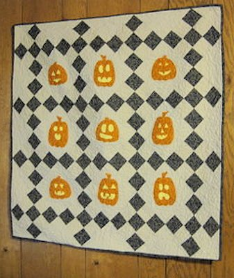Pumpkin Carving Wallhanging