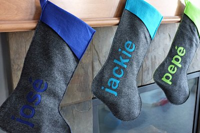 Helvetica Stockings