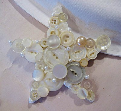 Button and Pearl Stars