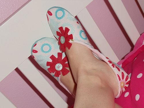 Sweet Slippers Tutorial