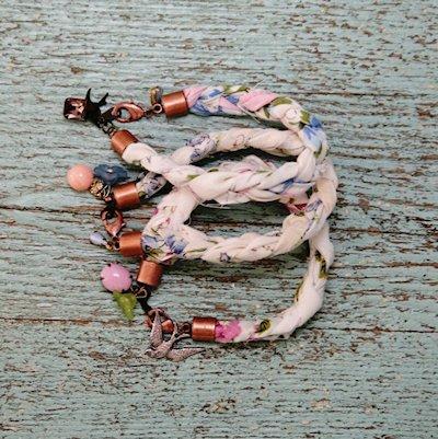Sweet Hankie Bracelets