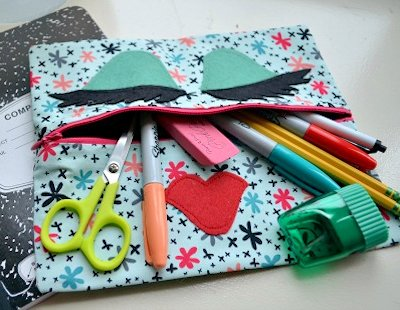 Chic Pencil Case