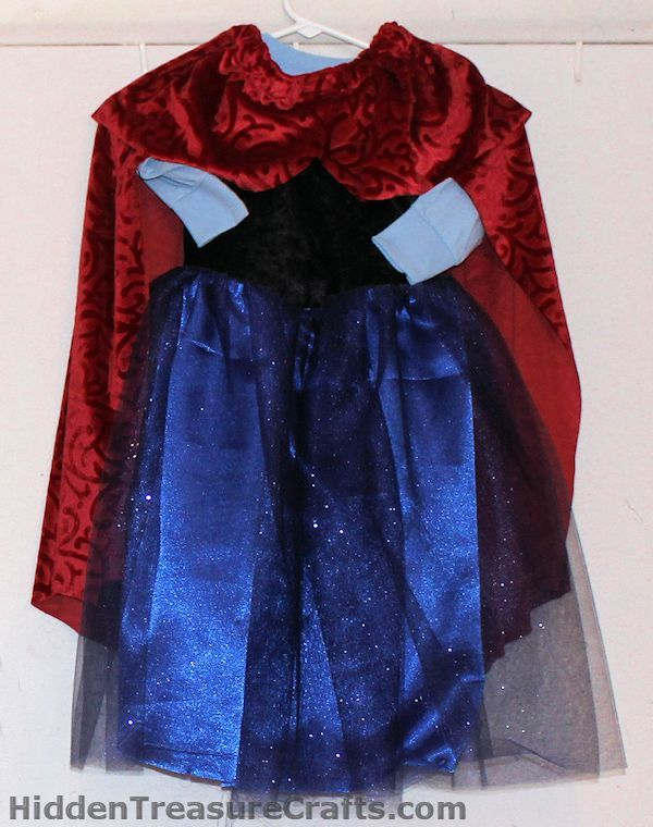 frozen anna's princess dress front