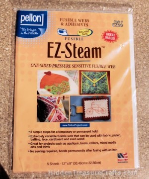 Pellon EZ Steam Fusible Interfacing