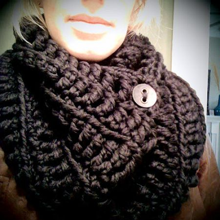 Black Hole Cowl Pattern