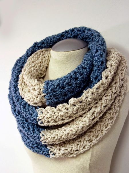 Neck Warmer Pattern