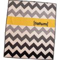 114 - Tatum's Ombre Chevron Quilt
