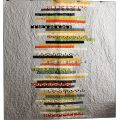 119 - Comma Zen Strip Quilt Tutorial