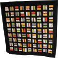 121 - Black Brick Quilt