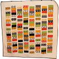 131 - Comma Bright Bullion Quilt