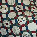 37 - Snowman Bundle Up Quilt