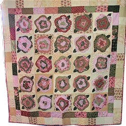 French Roses Quilt 250